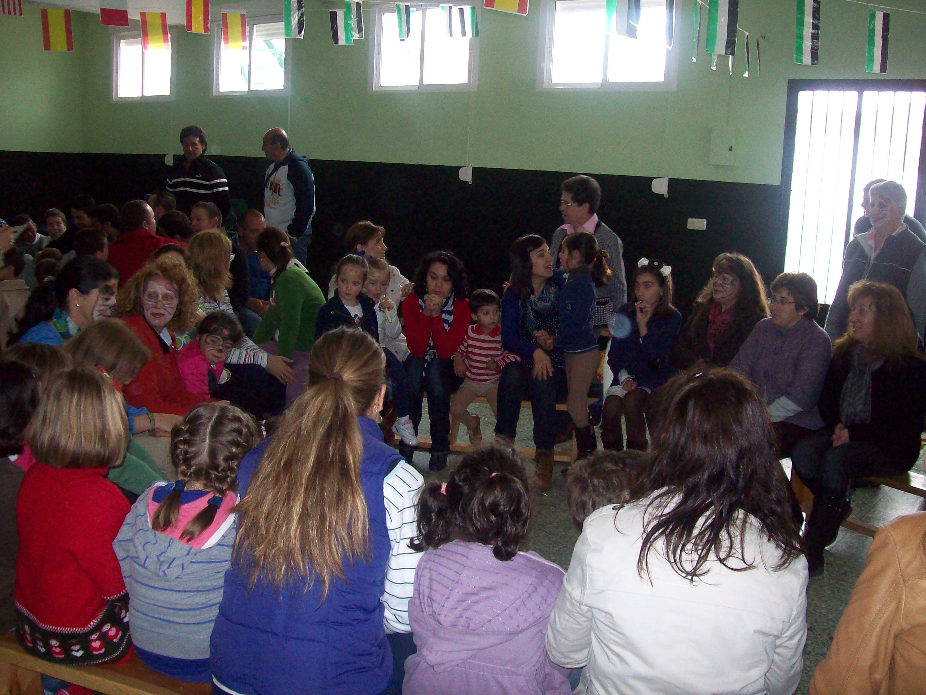 SEMANA DE LA FAMILIA EN EL COLEGIO CRISTO REY