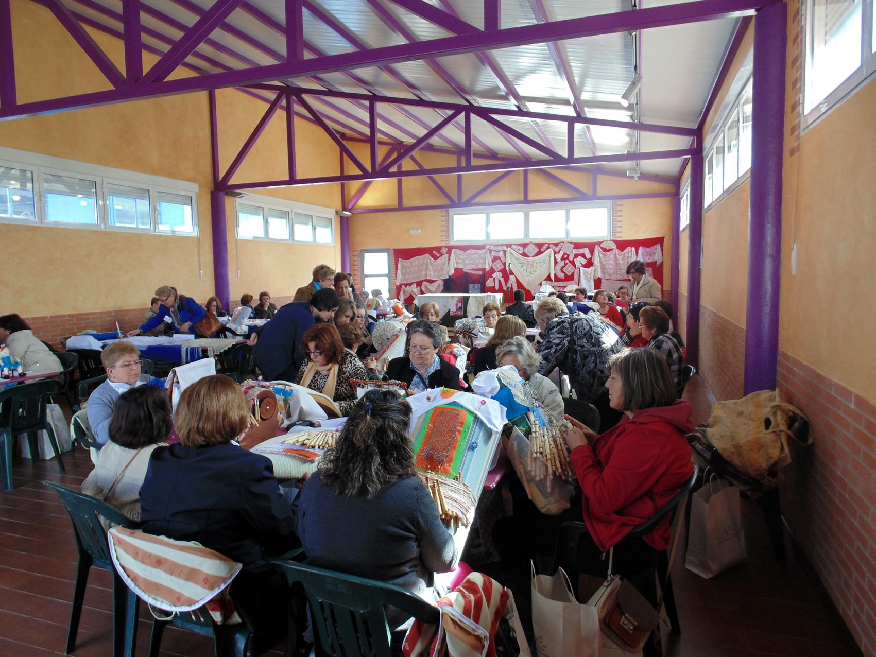 Encuentro Regional Bolillos